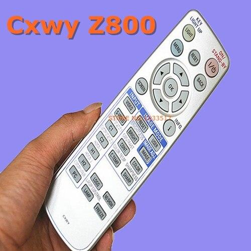 New Projector Remote Control for Sanyo Projector Cxwy Z800 new projector remote control for optoma hd33 br 3060b hd25 hd25 lv br 3037b