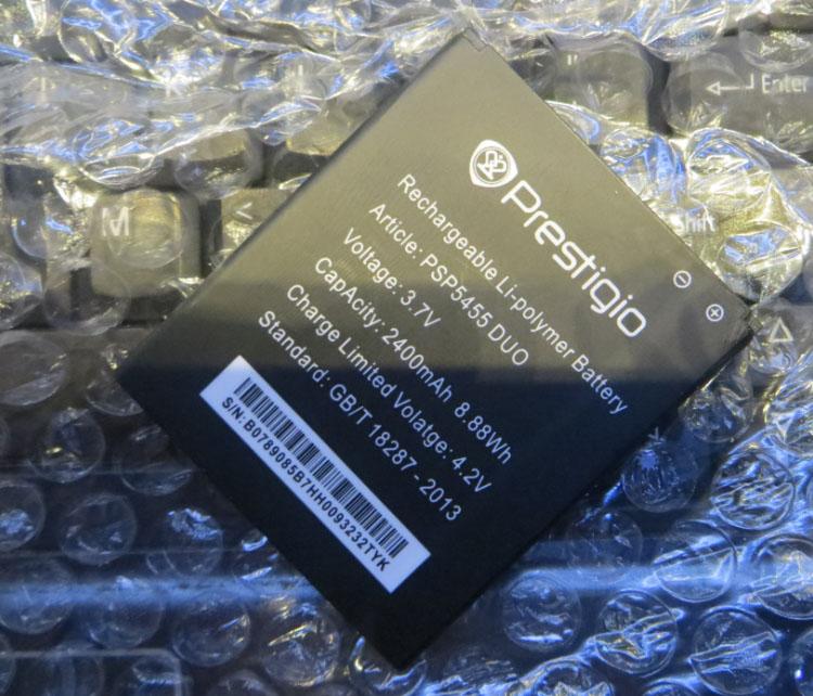 3.8 V batteries Rechargeable Li-ion Li-polymère Intégrée au lithium polymère batterie pour Psp 5455 prestige multi PSP 5455 duo 2400 mah