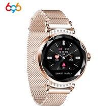 696 H8 Smart Watch Bracelet Heart Rate Blood Pressure Watch Pedometer Waterproof Fitness Activity Tracker H1 H2 Women Bracelet