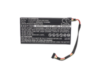 Cameron Sino High Quality Battery C11P1323 for Asus P93L, P92L, PadFone S PF500KL, PF500K, please check the wires and connector