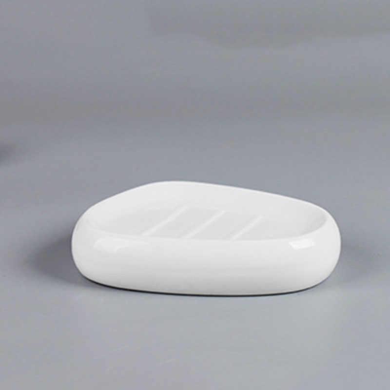 Europejskiej 5 sztuk zestaw ceramiczne łazienka zestaw do mycia dozownik mydła w płynie łazienki akcesoria łazienkowe dekoracje akcesoria do czyszczenia prezenty