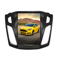 KiriNavi Vertical Screen Android 6.0 10.4 car radio gps for ford focus android navigation dvd stereo multimedia 2012 2018