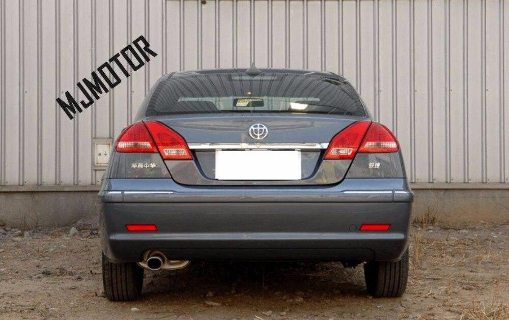 Fanale posteriore assy. Left/Right side per il Cinese Brilliance BS4 M2 2006-2009 motor car Auto parts 3051158