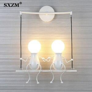 E27 Modern LED Wall Lamp Creat