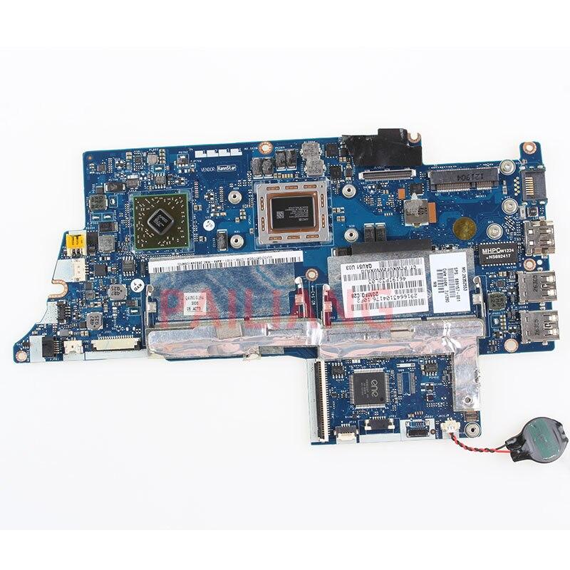 PAILIANG Laptop motherboard for HP ENVY4 PC Mainboard 689157 001 QAU51 LA 8731P full tesed DDR3