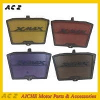 ACZ Motorcycle Radiator Grille Guard Cover Protector Fuel Tank Protection Shield For Yamaha XMAX250 XMAX300 XMAX400