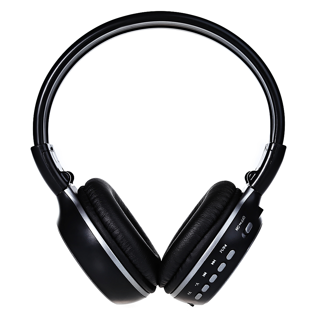 Zealot B570 LED Display Earphones Wireless Stereo Bluetooth V4.0 Headphones With MIC Noise Canceling Support FM Micro SD/TF Card good quality original zealot b19 led screen stereo headset bluetooth headphones headband headsets with fm tf for mp3 player