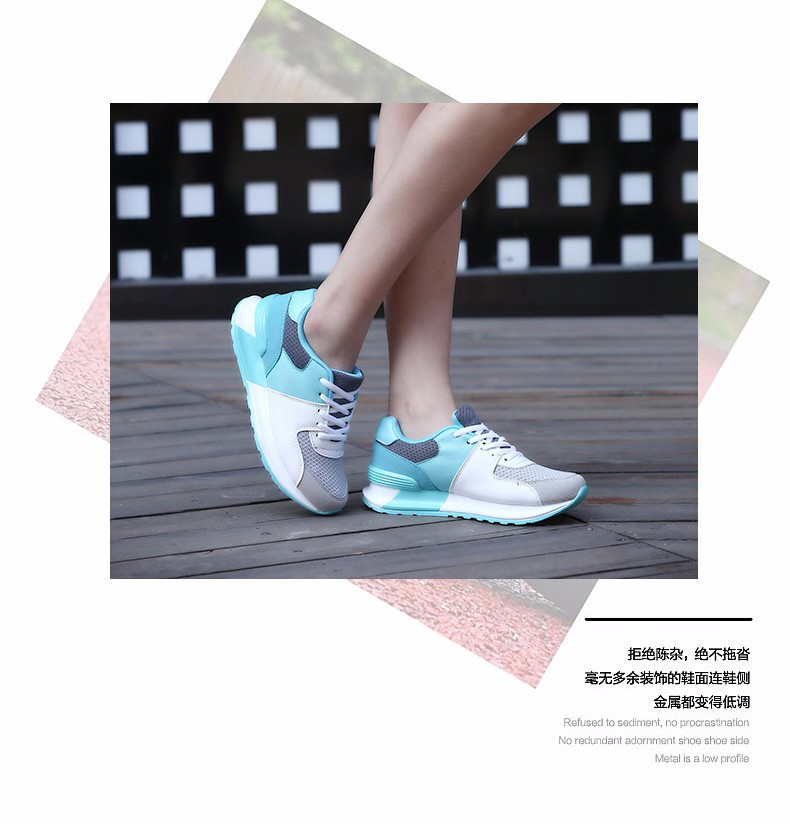 IYOUWOQU Running shoes for women Sneakers shoes 17 New listing Summer Breathable Outdoor Sports Women trekking walking Shoes 15