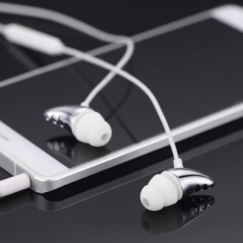 Ipsdi E10 kõrvaklappide kõrva kõrvaklapid mikrofoniga - Kaasaskantav audio ja video - Foto 4
