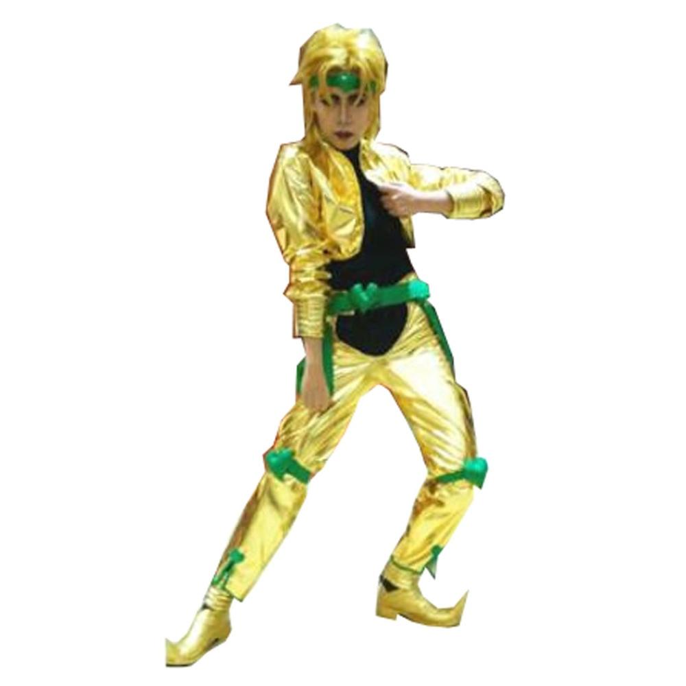 JoJo Jojos Bizarre Adventure PB Dio Brando Phantom Blood Cosplay Costume Boots