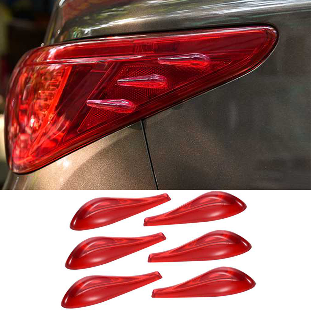 6pcs Car Styling Moldings Anti-collision Sticker for VW Passat B6 B7 B5.5 Jetta Golf Car Door Protector Bumper Door Guard Bumper