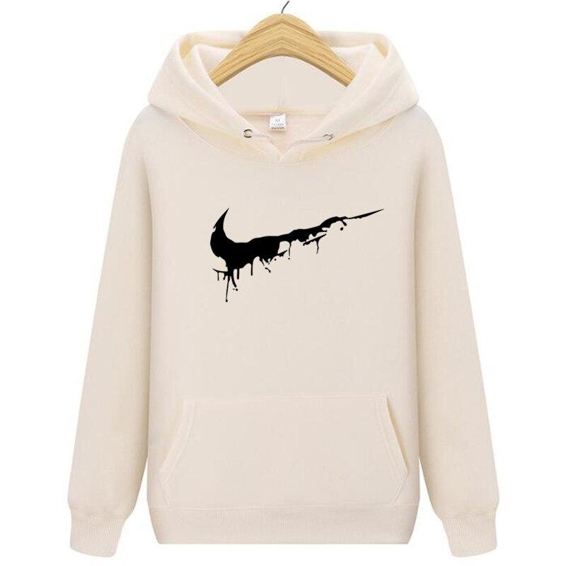 New 2019 Hoodies Men Long Sleeve Hoodie Lightning print Sweatshirt Mens Casual Brand Clothing Hoody Hoodies