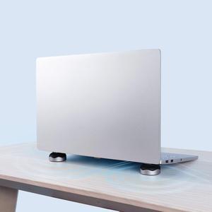 Image 3 - オリジナル Xiaomi Hagibis 2 個の強力な磁気冷却パッドデスクトップスタンドホルダー Macbook のラップトップタブレット Xiaomi スマートホーム