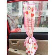 Beautiful Hello Kitty Car Side Windows Sun Shade Curtain