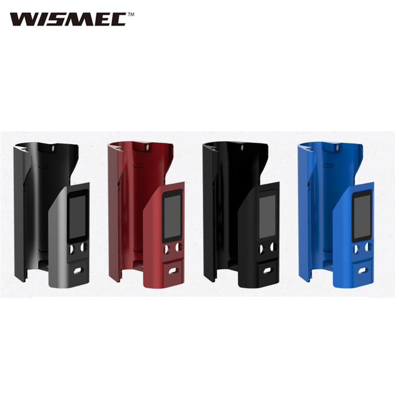 Original Wismec <font><b>RX200S</b></font> Cover Plate Case Replaceable Front and Back Case for Wismec Reuleaux <font><b>RX200S</b></font> Box MOD image