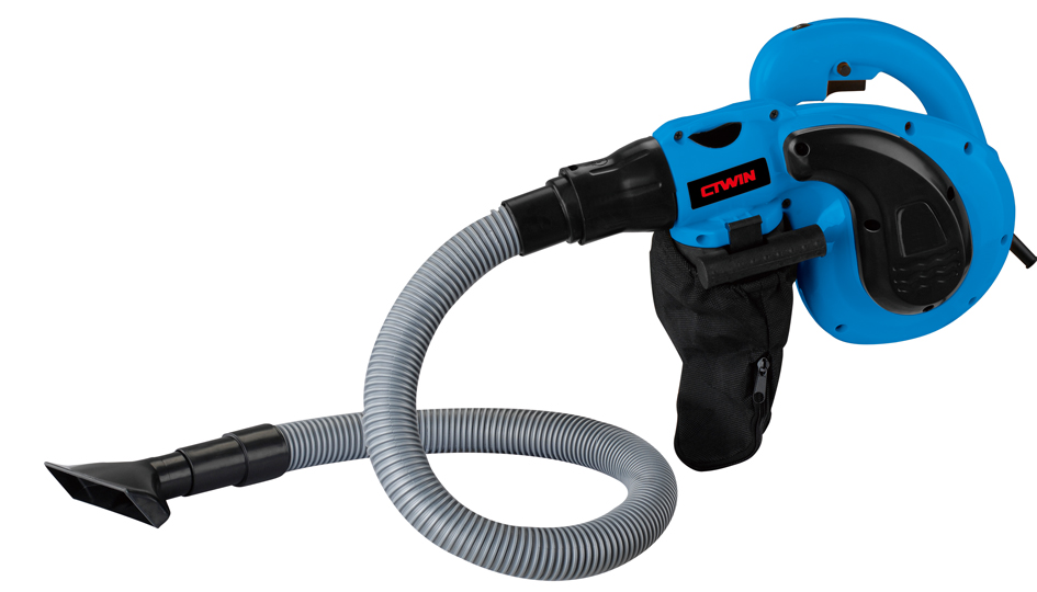 Especial High Efficiency Electric 750W Hand Operated Practical Air Blower Vacuum Cleaner Blowing/Dust Collecting 2 in 1 24v lithium battery high efficiency collector air blower vacuum cleaner blowing dust collecting 2 in 1 luban