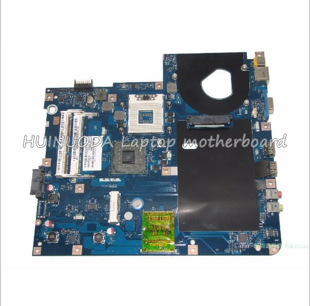 NOKOTION MBN7602001 MB.N7602.001 For Acer Emachines E527 E727 Laptop Motherboard GL40 DDR3 LA-4854P with Free CPU