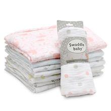 Муслиновые пеленки для новорожденных от 0 до 36 месяцев 100%