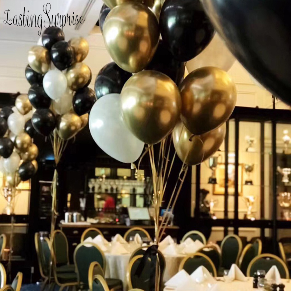 Birthday Balloons Man Boy Child Party Decoration Men
