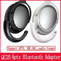 Wireless Bluetooth Adapter for Bose QC25 QC 25 QuietComfort 25 Headphones (QC25) support SBC ACC APTX audio format