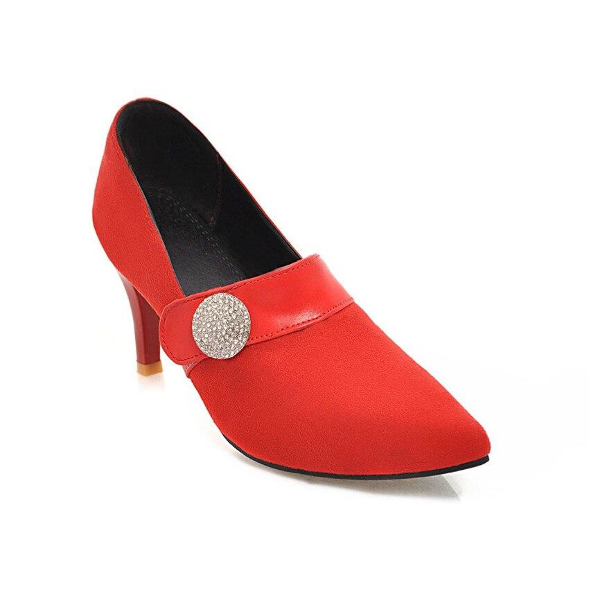 42 Chaussures Noir Femmes Taille De 43 Plus La vert Petit Stiletto Hauts Pompes À Parti Chaton rouge kaki 40 Mariage Talons 41 32 33 Haute Femme pBnFEwqRx