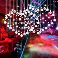 50 полосы/комплект (1 метр * 1 метр) кристалл в форме сердца стеклянный шарик занавес перегородка крыльцо двери шторы декоративная занавеска
