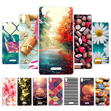 3D DIY Soft Silicone Case For Sony T3 Case Coque For Sony Xperia T3 M50W D5102 D5103 D5106 Cover Painted Case Back Cover Fundas чехол подставка sony scr16 для xperia t3 белый
