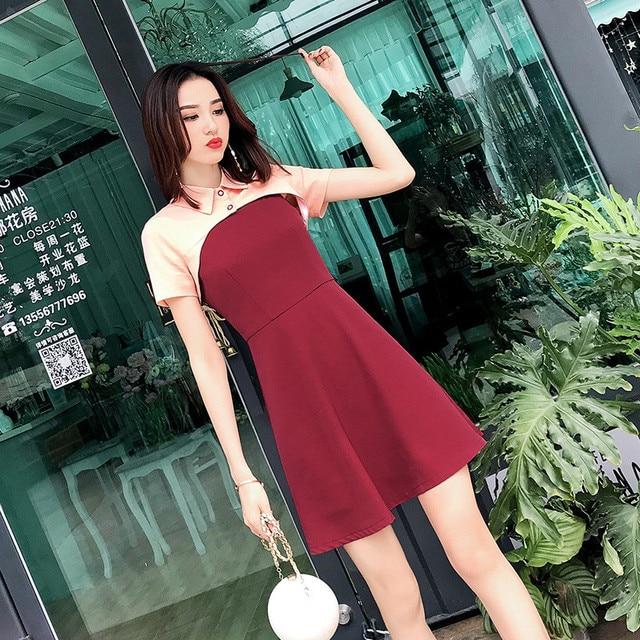 2018 Shoulder Ruffle Floral Print Summer Dress Women High Waist Strap Beach Boho Party Sexy Short Maxi Dresses Vestido Robe Femm 1
