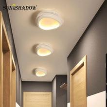 L20cm 10W Modern Led Ceiling Light White Simple Led Ceiling Lamp For Living room Bedroom Dining room Kitchen Bedside room Lamps все цены