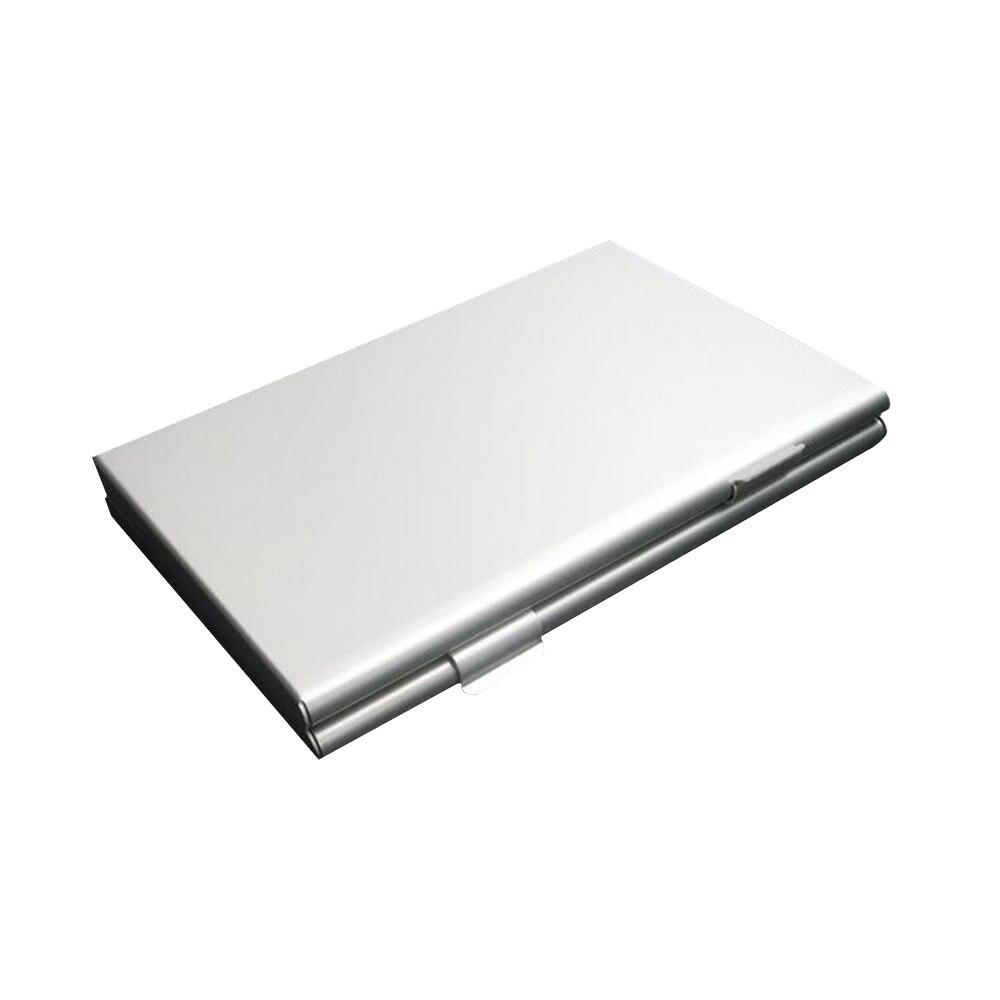 2019 Nuevo De Aleación De Aluminio Eva De Aluminio Micro Sd Mmc De Memoria Tf Tarjeta De Almacenamiento Caja De La Caja De Almacenamiento Caso 6 Caso Sd Tarjeta De Amplia Oferta Y Pronta Entrega
