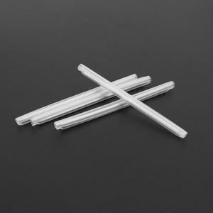 Image 4 - 1000 pces único núcleo 60mm nu fibra especial calor shrinkable tubo conector