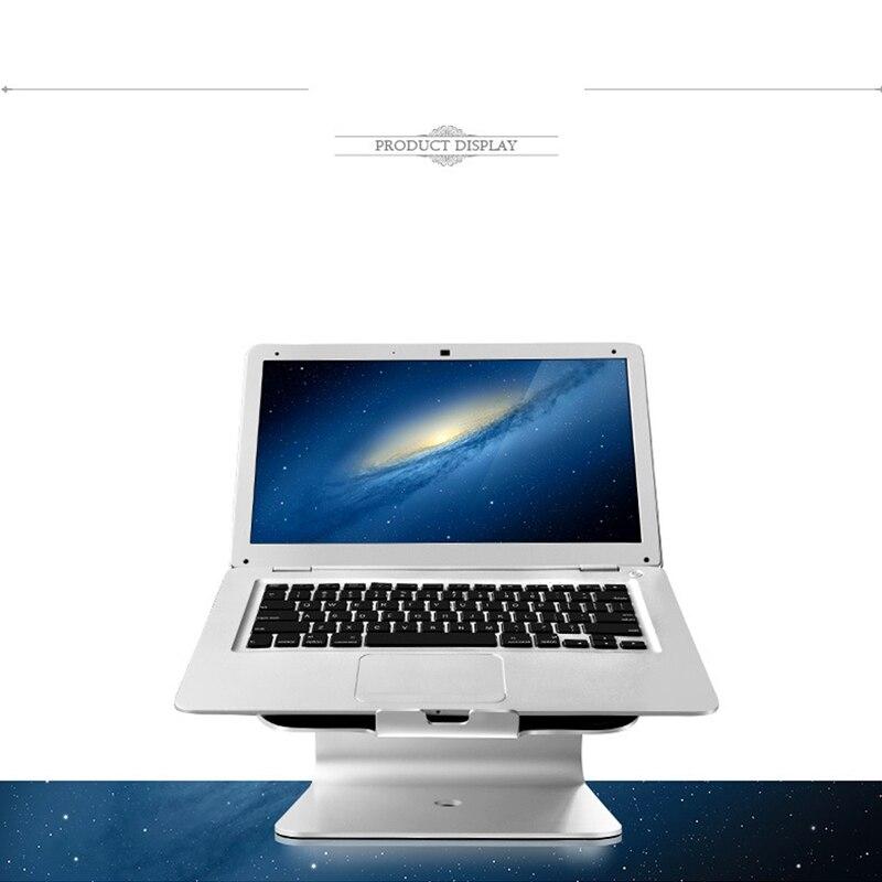 Sliver Laptops Desktop Stand Holder For MacBook New Lapdesks For 14-17inch Notebook  Cooling Cooler Pad Stand For Lenovo sopi sn 002 aluminum desktop vertical stand for laptop tablets 11 15 inch laptops of width between 0 45mm
