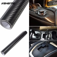 4D Car Sticker Film Color Change Decal Vehicle Carbon Fiber Wrap Protector 60x24