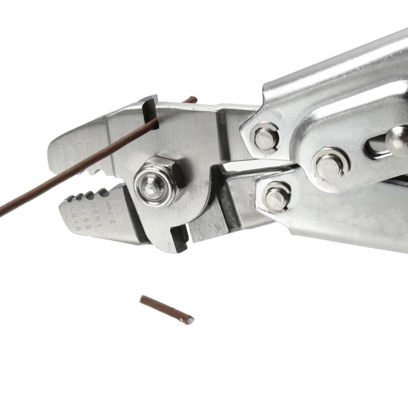 Handwerkzeuge Wxs-255 Zangen Drahtseil Crimpzange Clamp Linien Kabel Crimper Zangen Für Handwerkzeuge