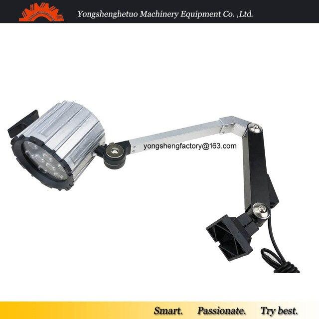 Us 378 Długie Ramię Doprowadziły Lampa Maszynowa światłaprzemysłowe światła Robocze Led U Nas Państwo Lampyprzemysł Led Oświetlenie Warsztatu220