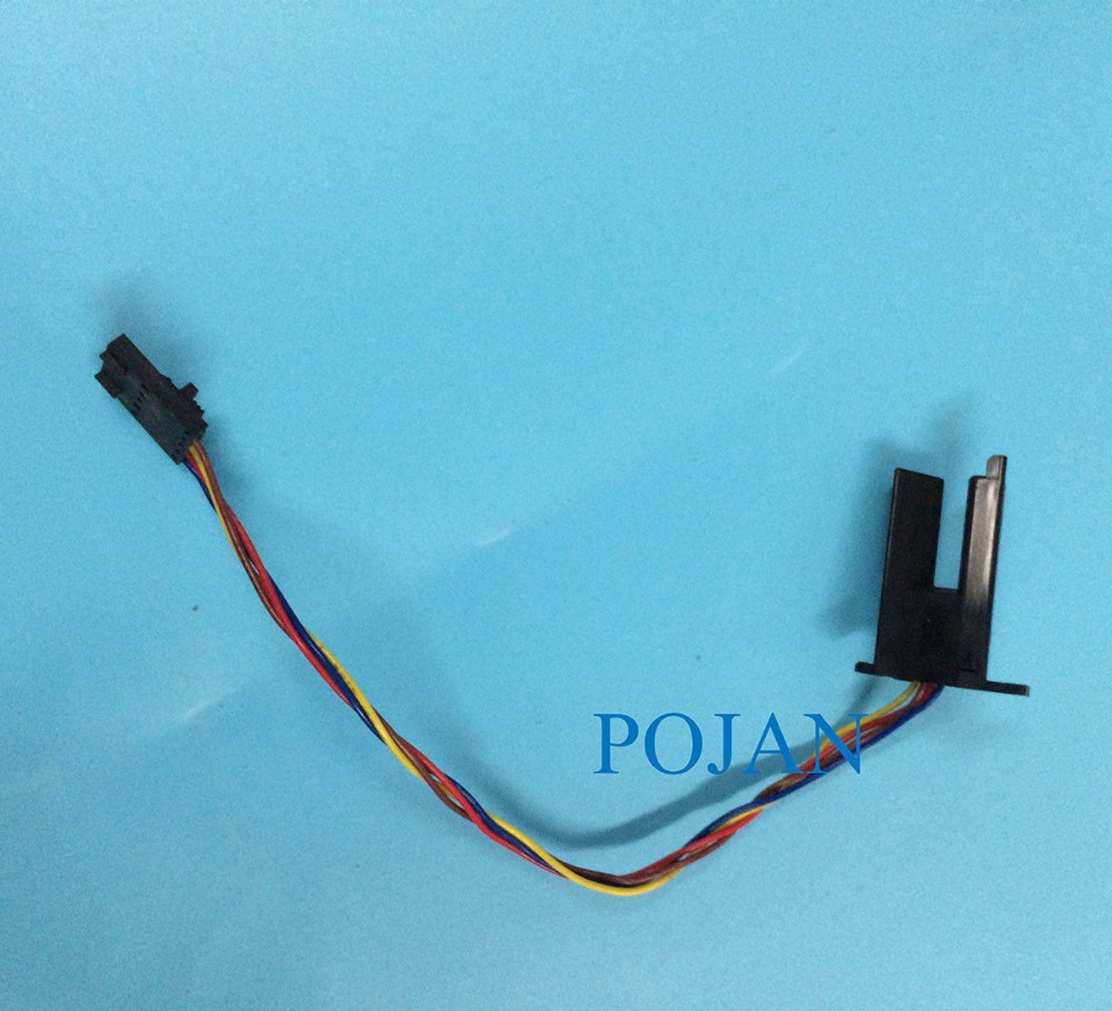 CH538-67033 Single sheet sensor For DesignJet T770 T790 T1200 T1300 T2300 795 ps Free Shipping ink printer plotter parts formatter board cn727 67035 cn727 60115 for designjet t790 t795 t1300 t2300 t790ps t795ps t1300ps main board plotter ink parts