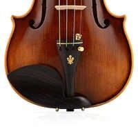 Kostenloser versand Violine Christina V08B Italien professionelle violino 4/4 hohe qualität Fichte master ebene Violine Fall