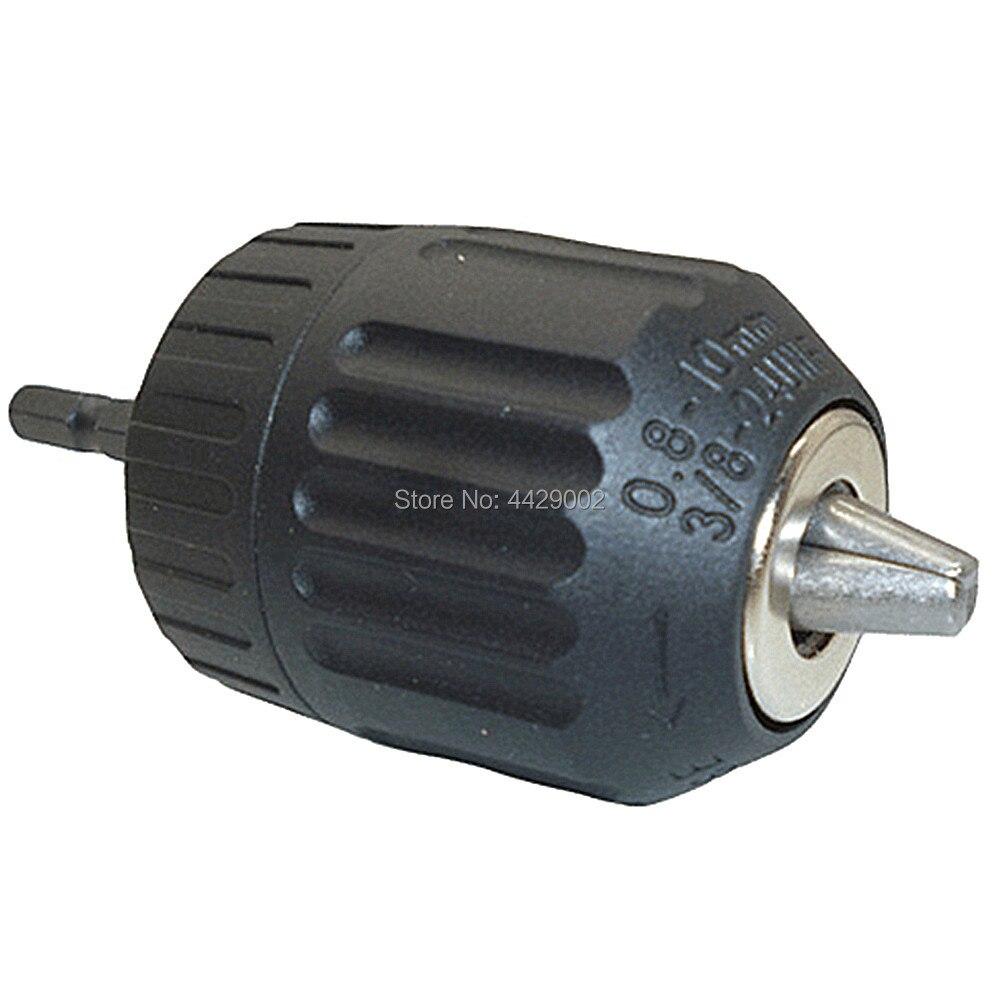 3//8 taladro neum/ático 10mm con portabrocas sin llave de 1//4 BSP reversible
