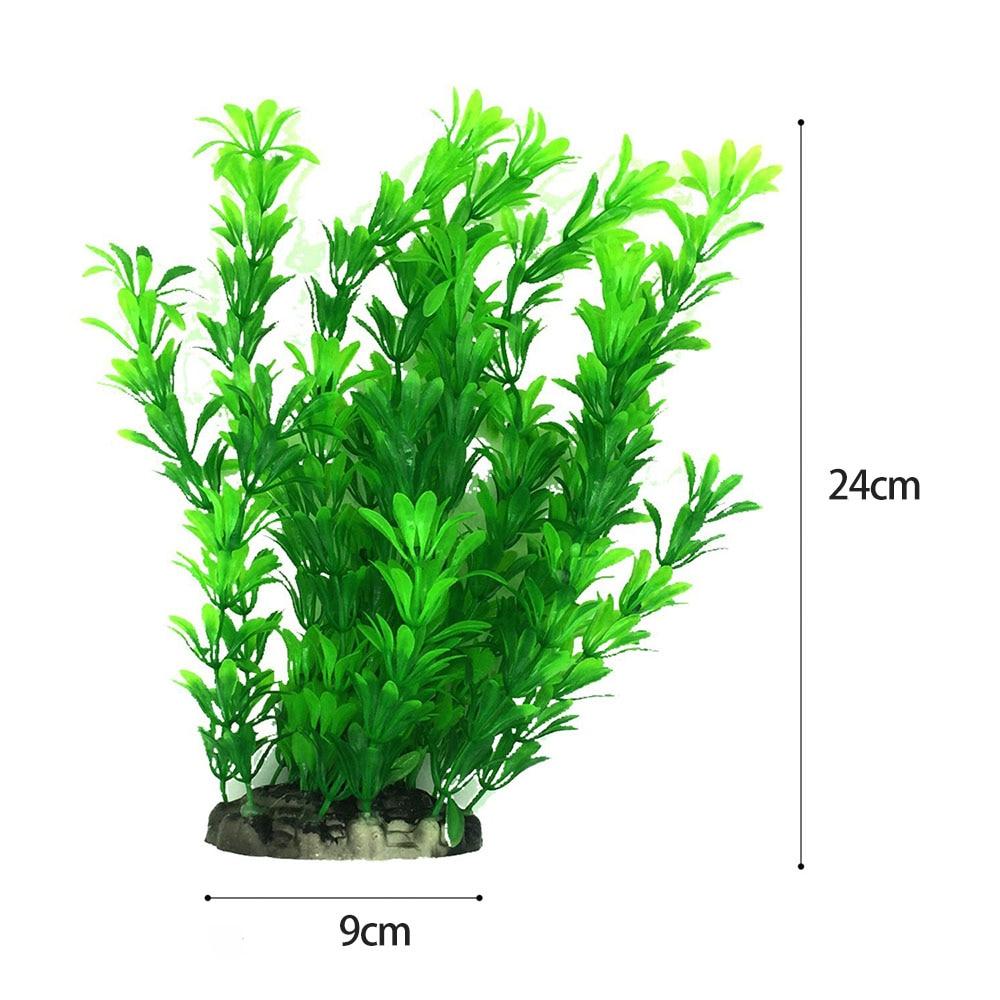 Artificial Aquatic Plants Pet Supplies Fish & Aquariums Large Aquarium Plants Plastic Fish Tank Decorations