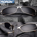 Luxury Aoron Men's 100% UV400 Polarized Sunglasses For Driving Car Sports Fishing Eyewear Cool Male Fashion High-end Sun Glasses