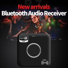 2016 Newest 2Hours Charging Time Bluetooth Transmitter Receiver  Stereo Audio 3.5mm Adapter Music