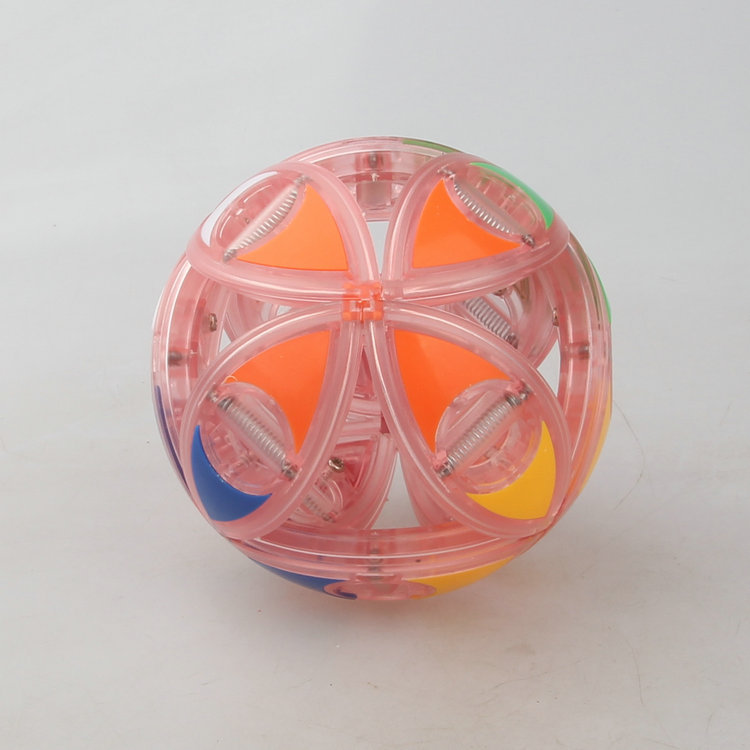 Даян Гортензия Головоломка Куб без наклеек 4 цвета/без наклеек 3 цвета/черный/прозрачный Прямая поставка