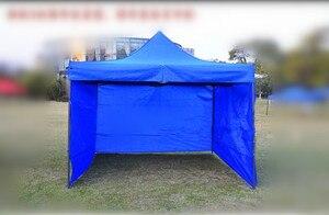 Image 4 - 屋外広告展示テント車キャノピーガーデンガゼボイベントテント救済テント太陽のシェルター 3*3 メートル