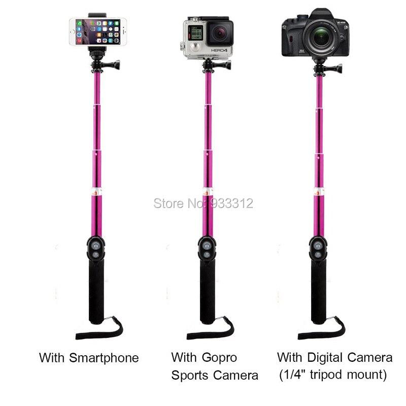 Για Xiaomi yi YUNTENG Tripod + Bluetooth Κάμερα - Κάμερα και φωτογραφία - Φωτογραφία 2