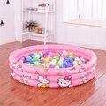 Детский надувной мяч бассейн детская ванночка игрушки пруд рыбы мяч бассейн детский бассейн