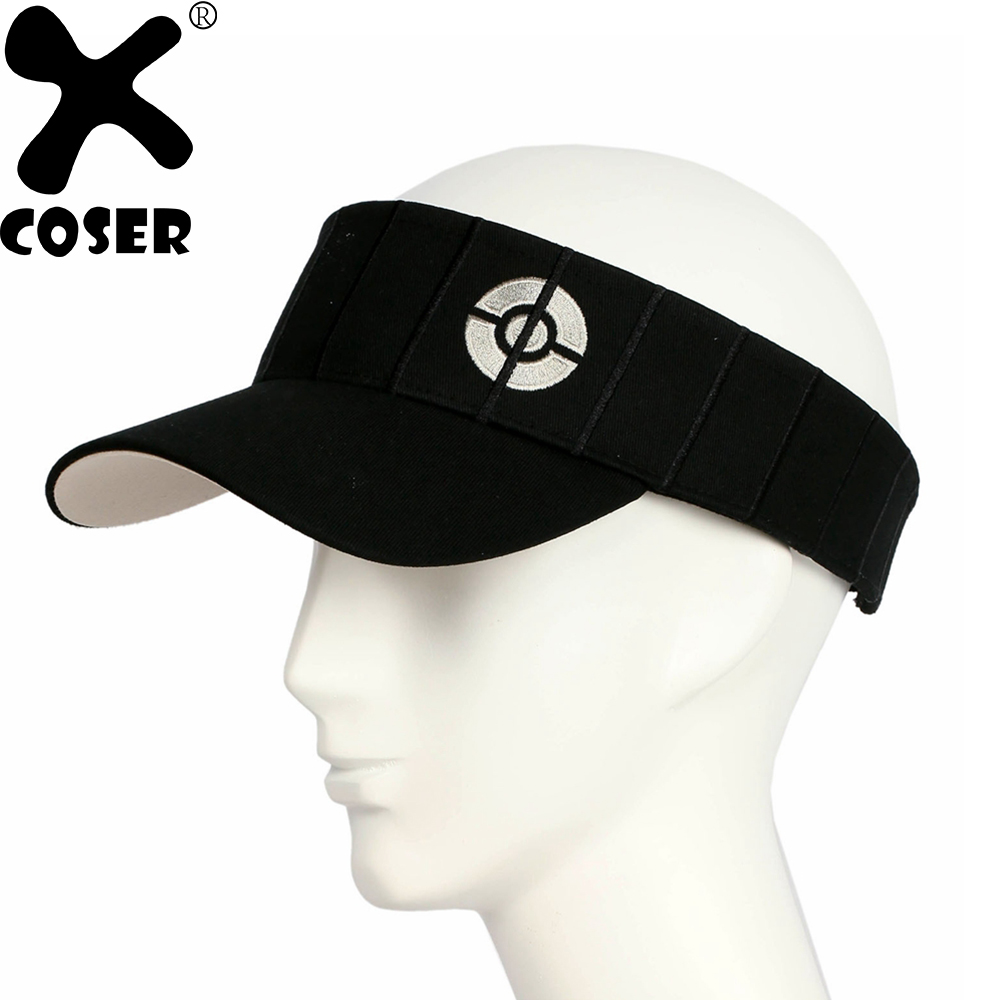 XCOSER Pokemon Go Cosplay Baseball Hats Women Summer Holiday Casual Sports Sun Hats Men Cool Hip Hop Cap Costume Accessories