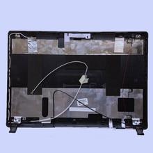 цена на NEW Original laptop LCD Back Cover Top Cover/Front Bezel/Palmrest/Bottom case for ACER Aspire 4750 4750G 4560 4743 4752 4752G