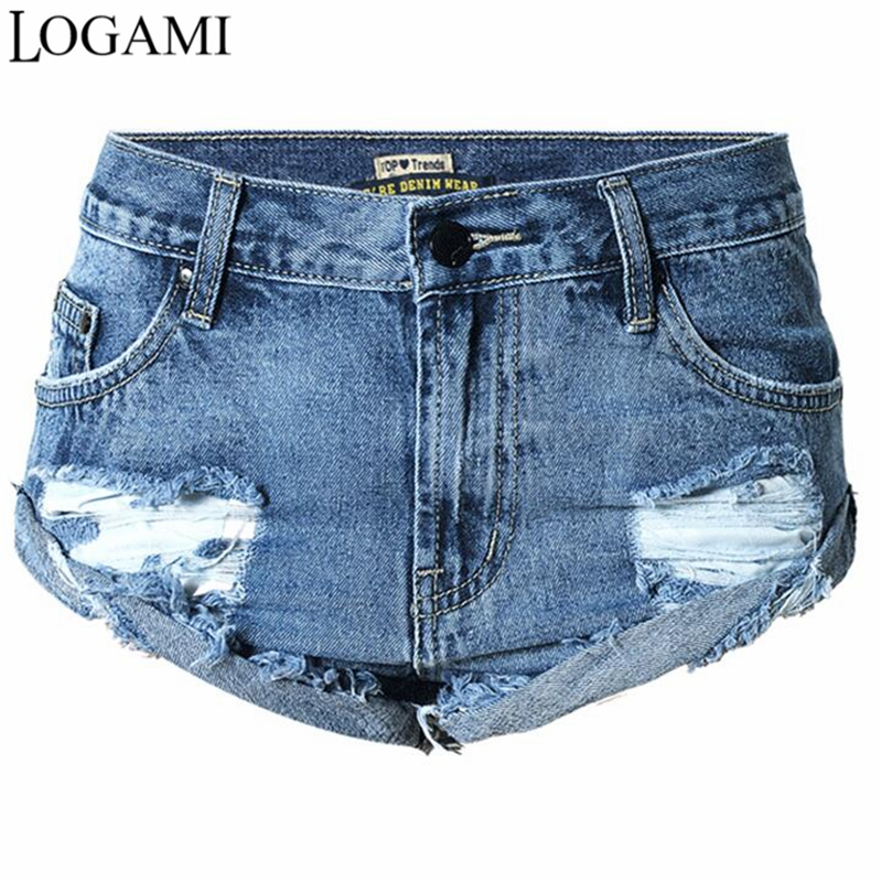 Denim Shorts Women Short Summer Mini Shorts Jeans Sexy Feminino 2017 Hemming Hot