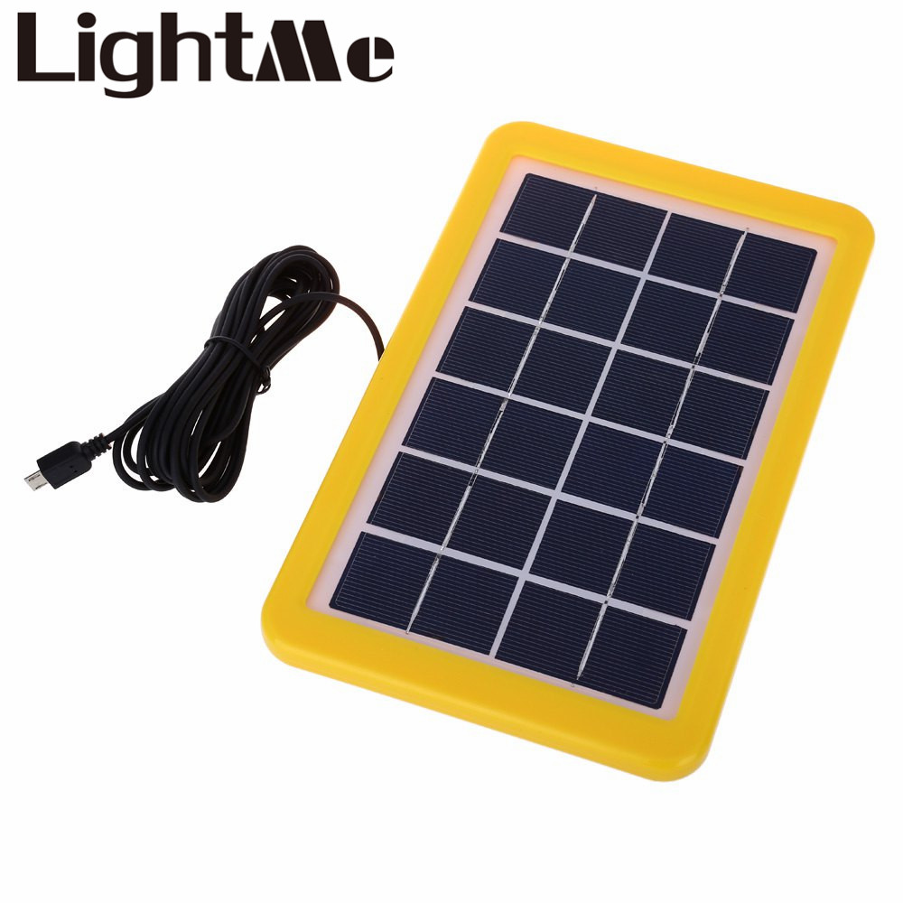 Waterproof Modern Solar Lamp 4W LED Solar Powered Light Bulb for Camping Perfect For Camping Hiking Home Lighting