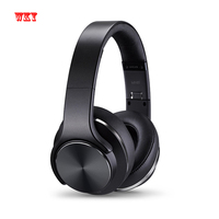 WKY Official Bluetooth 4 2 NFC Headphones Wireless Headset Active Noise Cancelling With Mic For Phone